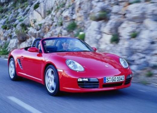 Porsche nuova Boxster - Foto 8 di 10