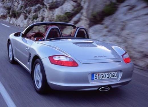 Porsche nuova Boxster - Foto 9 di 10