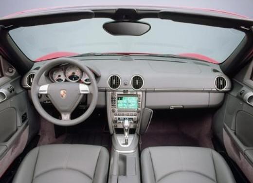 Porsche nuova Boxster - Foto 10 di 10