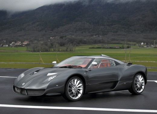 Spyker D12 Peking to Paris - Foto 11 di 28