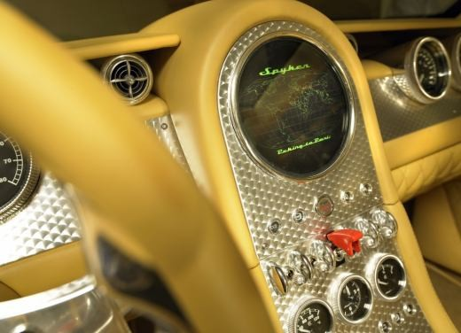 Spyker D12 Peking to Paris - Foto 9 di 28