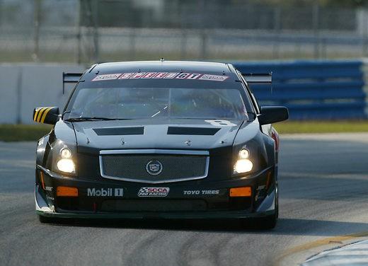 Infosport: Cadillac CTS-V - Foto 3 di 4