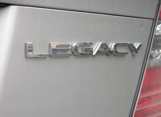 Subaru Legacy 3.0R – Test Drive - Foto 8 di 11
