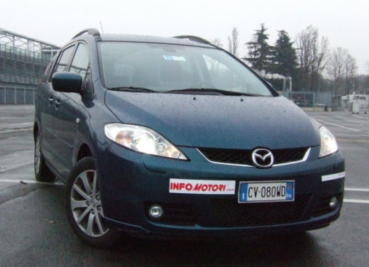 Mazda5 2.0 16V Speed – Test Drive - Foto 1 di 13