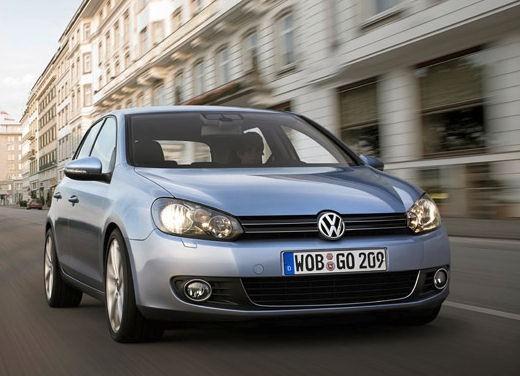Nuova Volkswagen Golf Bifuel per andare a benzina e a gpl con la qualità Golf