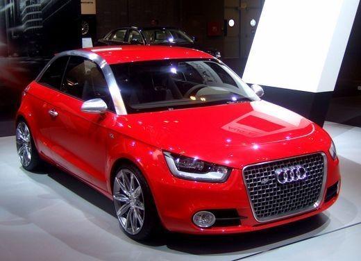 Audi A1 - Foto 10 di 47