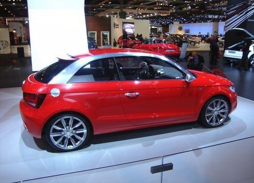 Audi A1 - Foto 12 di 47
