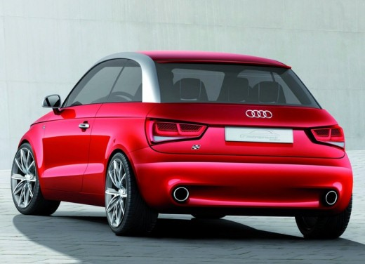 Audi A1 - Foto 21 di 47