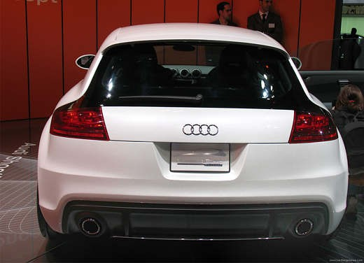 Audi A1 - Foto 40 di 47