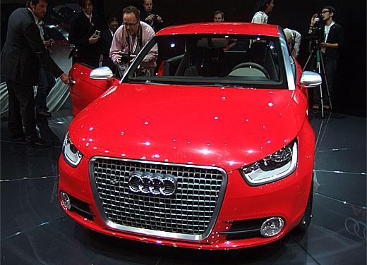 Audi A1 - Foto 29 di 47