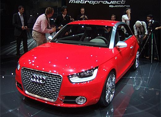 Audi A1 - Foto 30 di 47