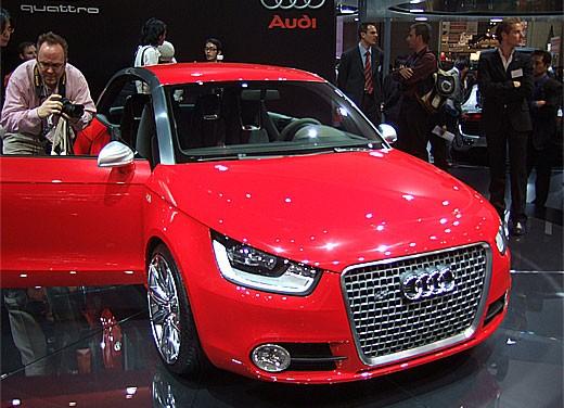 Audi A1 - Foto 32 di 47