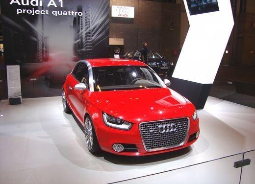 Audi A1 - Foto 15 di 47