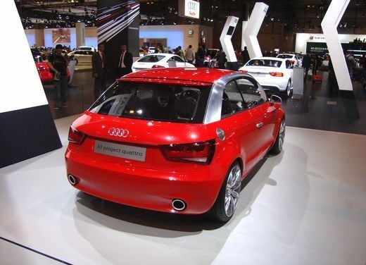 Audi A1 - Foto 16 di 47