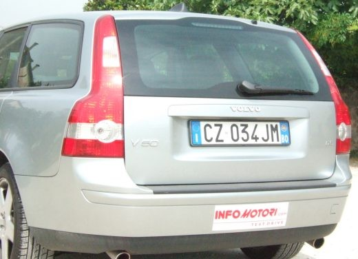 Volvo V50 D5 – Long Test - Foto 11 di 21