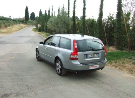 Volvo V50 D5 – Long Test - Foto 15 di 21