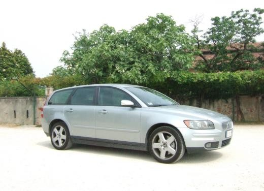 Volvo V50 D5 – Long Test - Foto 3 di 21