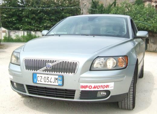 Volvo V50 D5 – Long Test - Foto 5 di 21