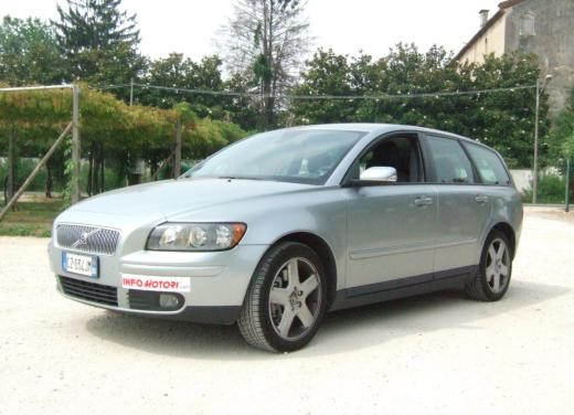 Volvo V50 D5 – Long Test - Foto 6 di 21