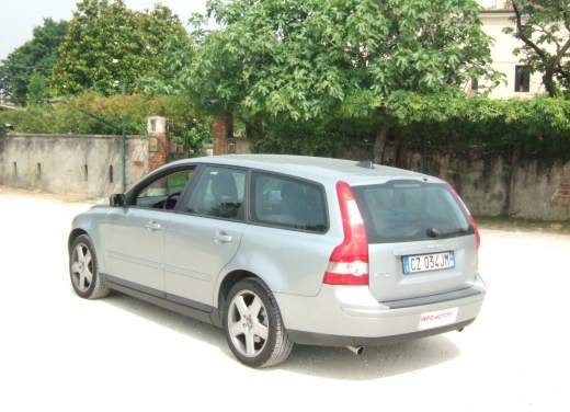 Volvo V50 D5 – Long Test - Foto 8 di 21