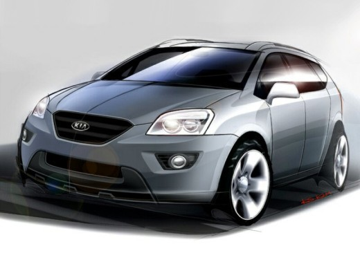 Ultimissime: Kia Carens