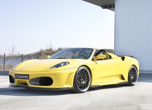 Ultimissime: Ferrari F430 by Hamann