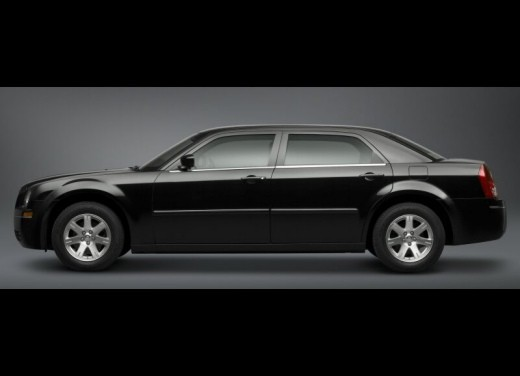 Ultimissime: Chrysler 300 Long Wheelbase