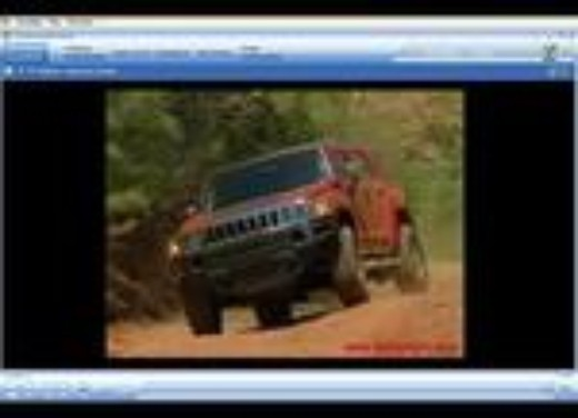 Hummer H3 – Video