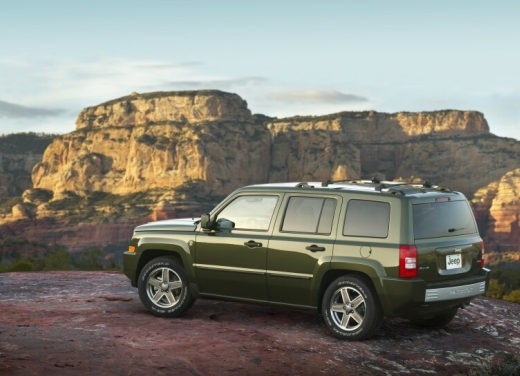 Ultimissime: Jeep Patriot