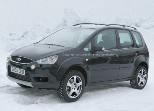 Ultimissime: Ford C-MAX Cross County