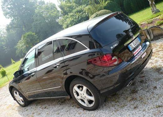 Mercedes Classe R 280 CDI – Long Test Drive - Foto 2 di 17