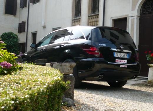 Mercedes Classe R 280 CDI – Long Test Drive - Foto 4 di 17