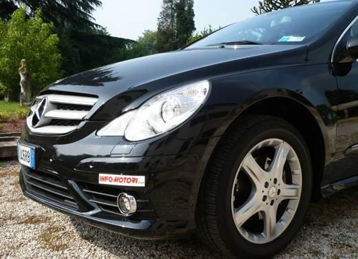 Mercedes Classe R 280 CDI – Long Test Drive - Foto 8 di 17