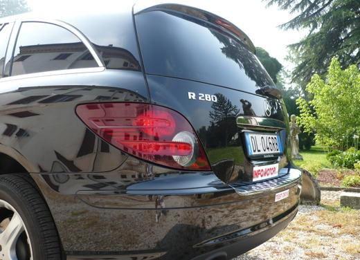 Mercedes Classe R 280 CDI – Long Test Drive - Foto 11 di 17