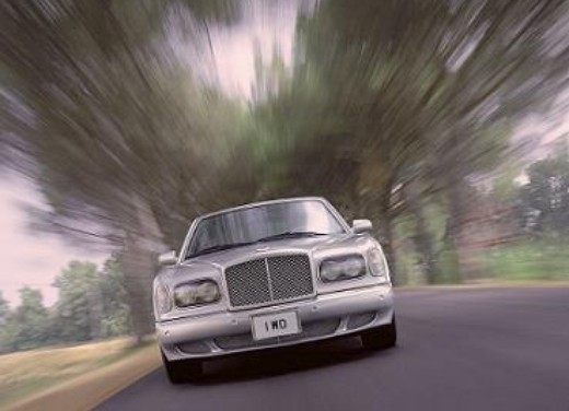 bentley – arnage