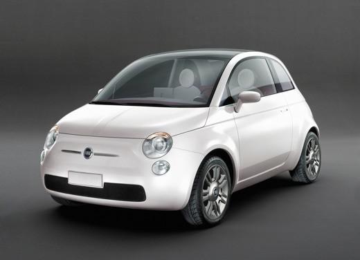 Ultimissime:Fiat Nuova 500