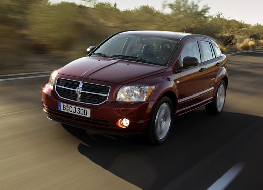 Dodge Caliber – Test Drive