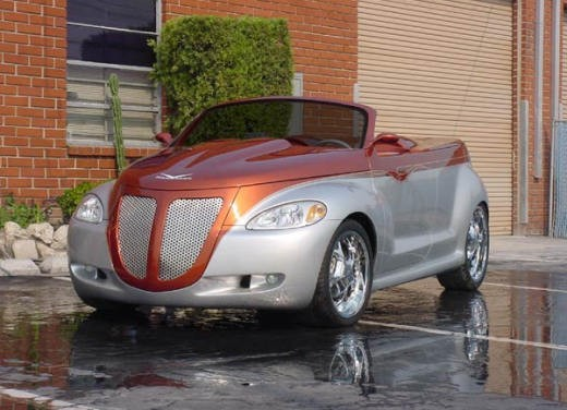 Chrysler PT Cruiser by PTeazer