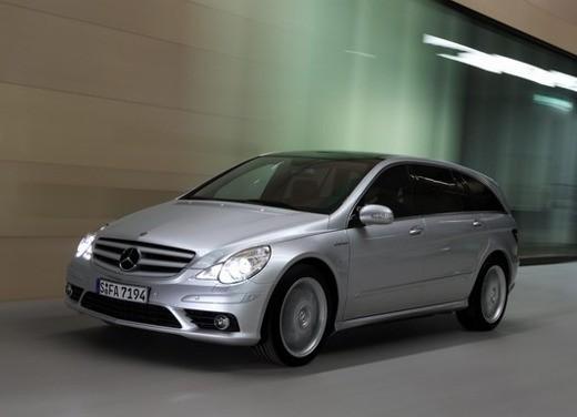 Mercedes-Benz Classe R 63 AMG - Foto 3 di 11