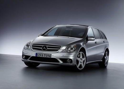 Mercedes-Benz Classe R 63 AMG - Foto 5 di 11