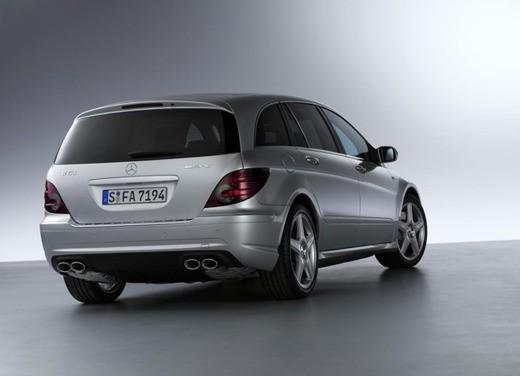 Mercedes-Benz Classe R 63 AMG - Foto 7 di 11