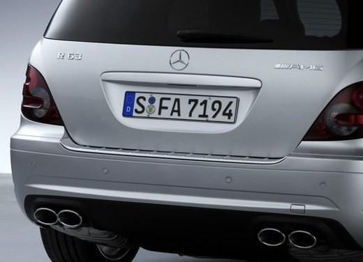 Mercedes-Benz Classe R 63 AMG - Foto 9 di 11