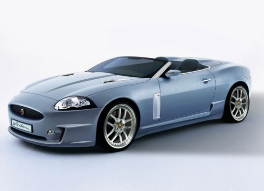 Ultimissime: Jaguar XK Cabrio by Arden