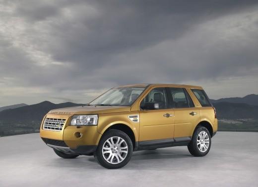 Land Rover nuova Freelander – Test Drive - Foto 10 di 47