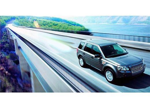 Land Rover nuova Freelander – Test Drive - Foto 4 di 47