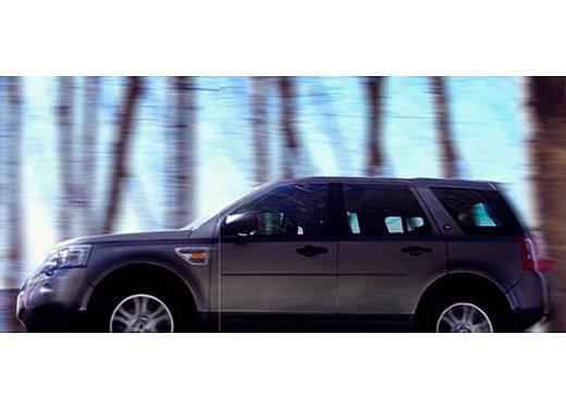 Land Rover nuova Freelander – Test Drive - Foto 5 di 47