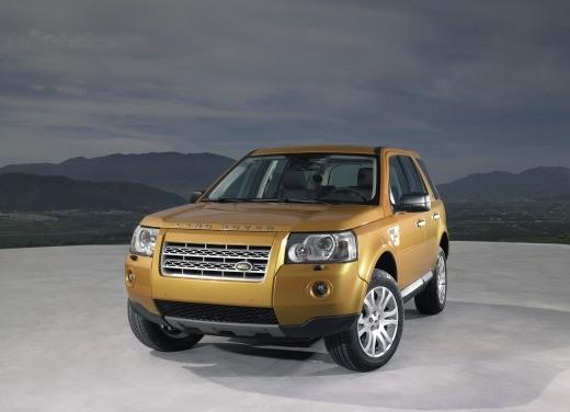Land Rover nuova Freelander – Test Drive - Foto 11 di 47
