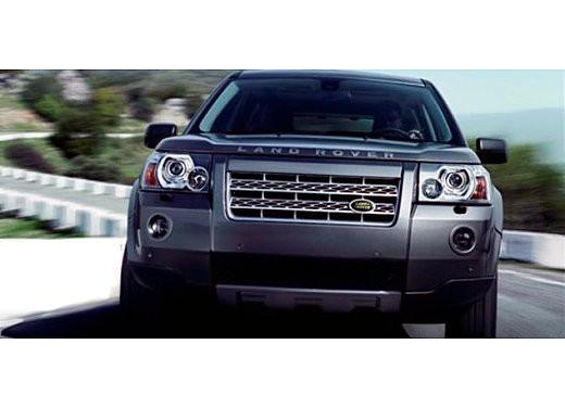 Land Rover nuova Freelander – Test Drive - Foto 6 di 47