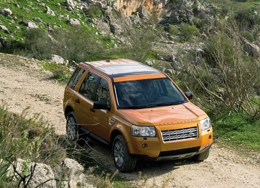 Land Rover nuova Freelander – Test Drive - Foto 16 di 47