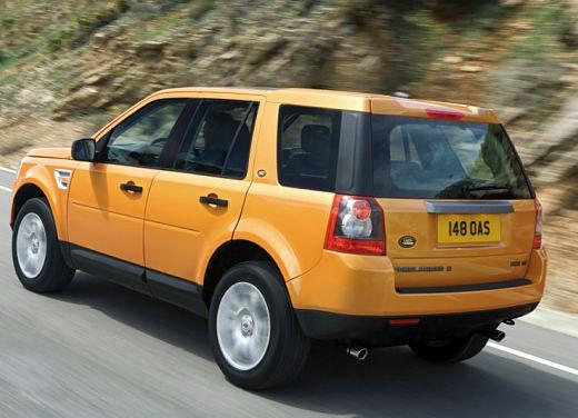 Land Rover nuova Freelander – Test Drive - Foto 17 di 47